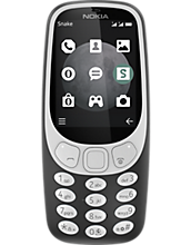 Nokia 3310 3G grey