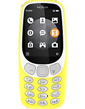 Nokia 3310 3G yellow