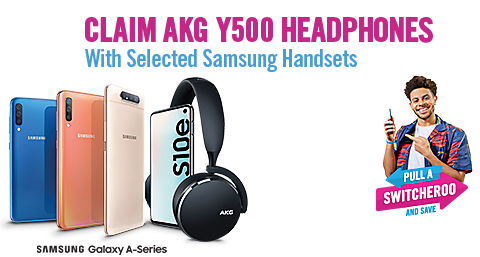 Free AKG Headphones