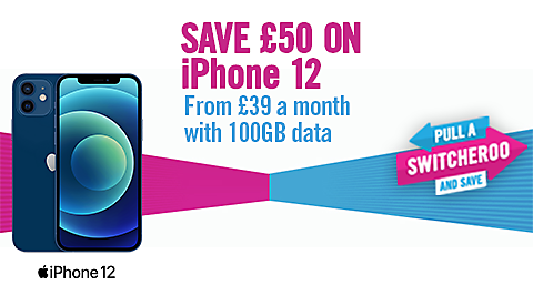 Save 50 on iPhone 12