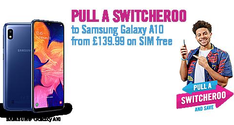 Samsung A10 SIM Free
