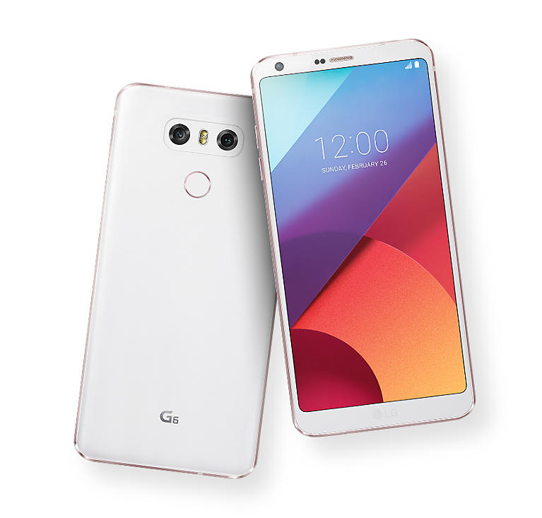LG G6 Deals - Contracts, Upgrade & SIM Free | Carphone Warehouse
