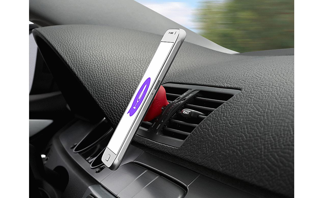 Logitech Drive Zero Touch Smartphone Car Mount