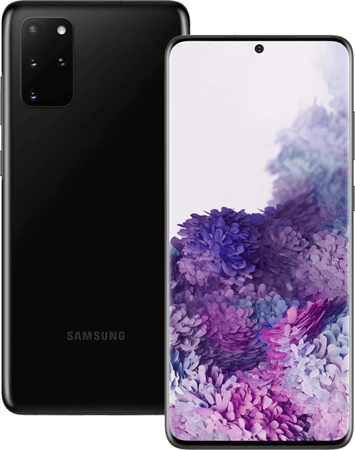 Samsung Galaxy S10E front and back image