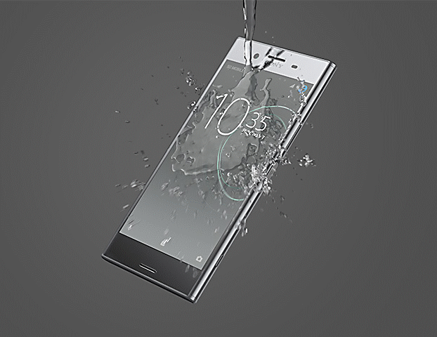 sony xperia xz premium. the xz premium looks stunning \u2013 featuring rounded edges, diamond-cut corners, and corning gorilla glass 5 protection all-round. if that\u0027s not enough, sony xperia xz