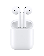 Apple AirPods 2nd Generation with non-wireless Charging Case White