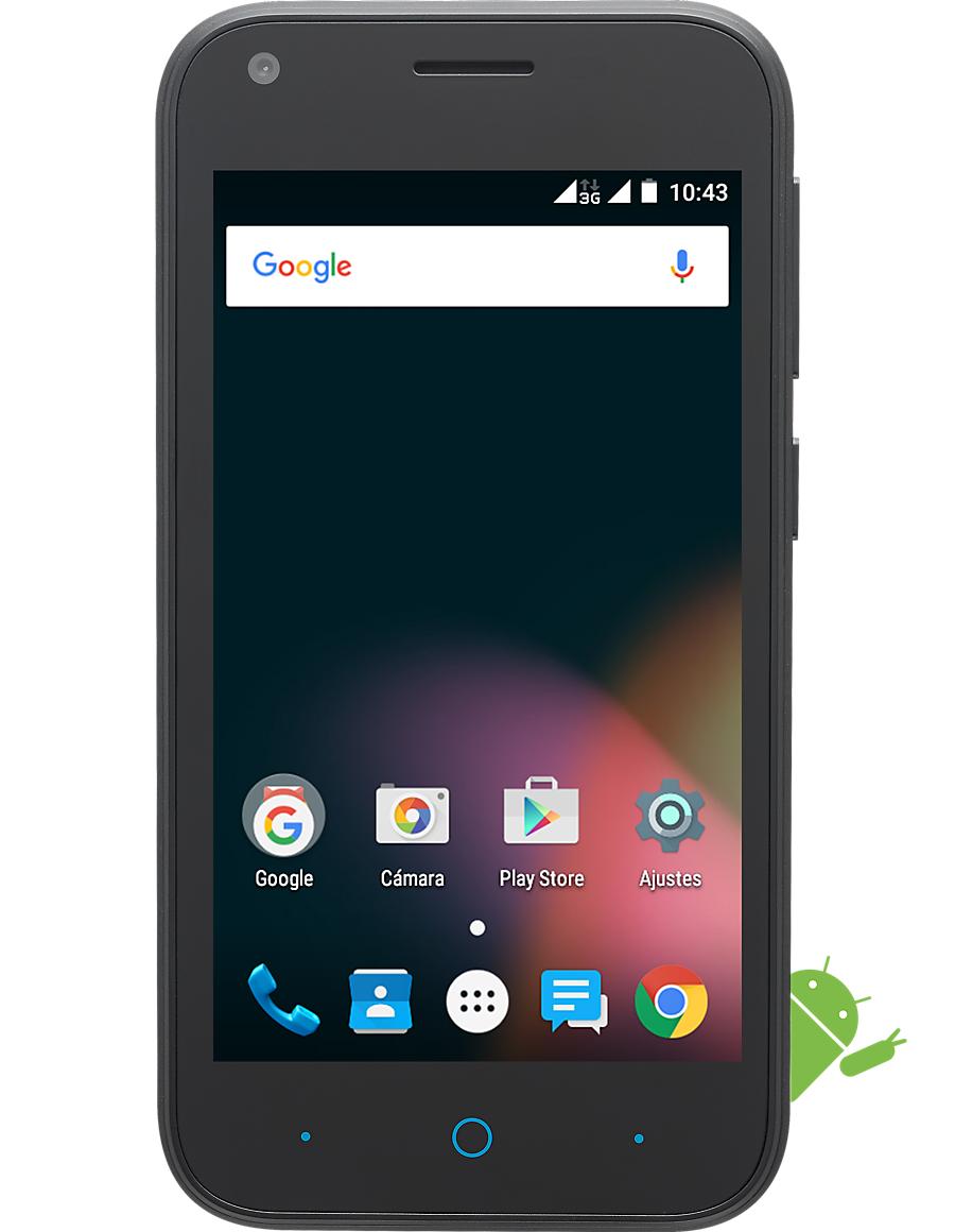 Brand New Zte Blade L110 Black 4gb Sim Free Smartphone 4display 5mp Lg L20 Catgories