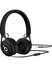 Beats by DR DRE EP On Ear Headphones Black