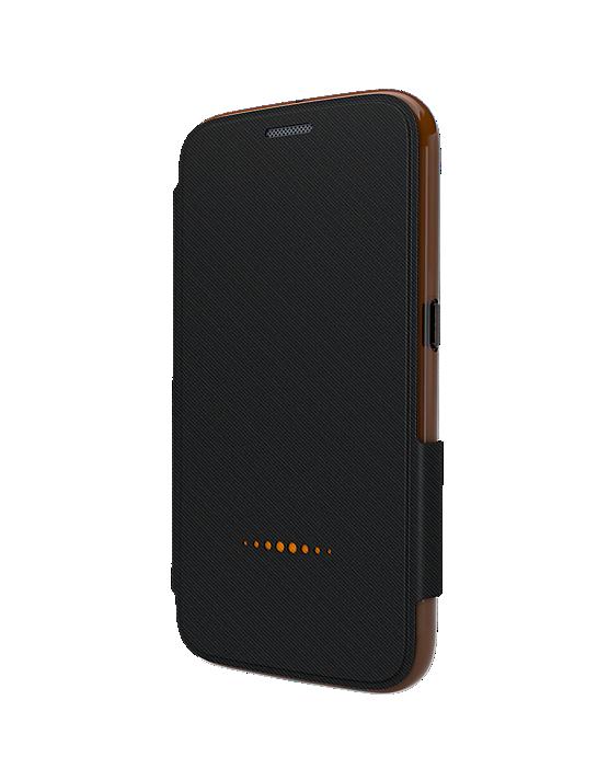 official photos ef102 77a4c Gear4 D3O Bookcase Galaxy S7 Edge Deals | Carphone Warehouse