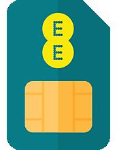 EE Multi SIM card