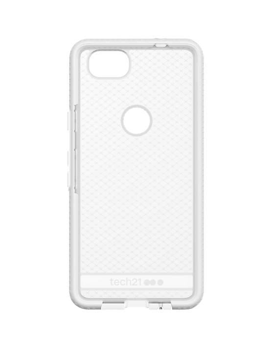 brand new 94aa5 ce9e4 evo check clear white for google pixel 2 xl