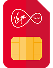 Virgin Media Multi SIM card