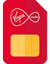 Virgin Media Multi SIM card