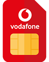 Vodafone Multi SIM card