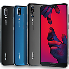 Compare Huawei P20 Family