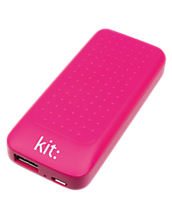 Kit power bank 4,000mAh
