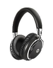 Motorola Pulse M Series Headphones black