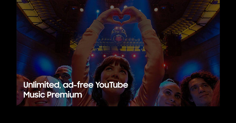 Unlimited, ad-free YouTube Music Premium