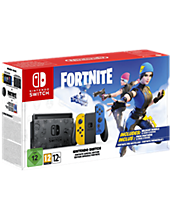 Nintendo Switch Fortnite Special Edition Black