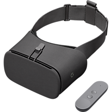 Daydream View 2017 VR Headset by Google
