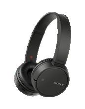 Sony WH-CH500 Wireless On Ear Headphones Black