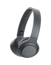 Sony WH-H800 Bluetooth Headphones Black