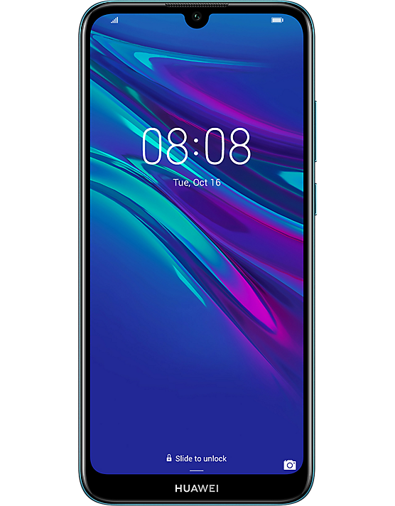 Huawei Y6 2019 Deals - Contract, Upgrade & Sim Free